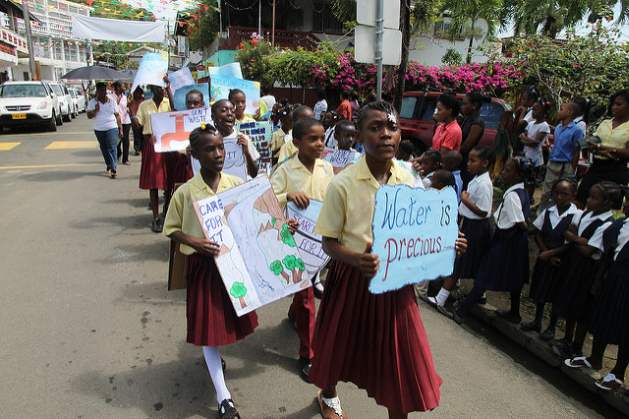 Three Solutions for Water and Sanitation for All