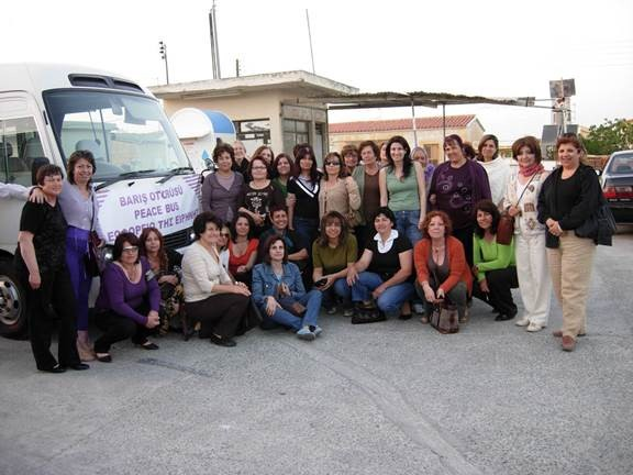 #WhereAretheWomen of Cyprus?   Cyprus Women Call for Inclusion in Political & Peace Processes