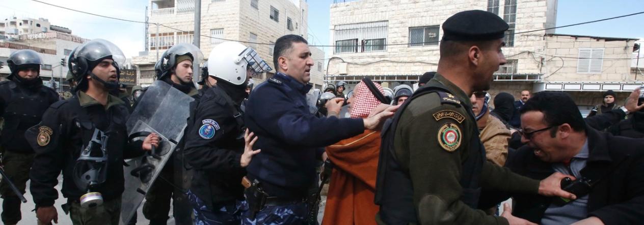 Palestina: Peligrosa intensificación de los ataques contra la libertad de expresión