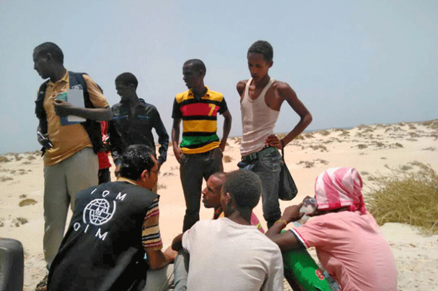 Smugglers Throw Hundreds of African Migrants Off Boats Headed to Yemen