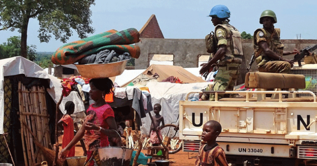 Civilians 'Direct Targets' as Conflict Spreads in Central African Republic