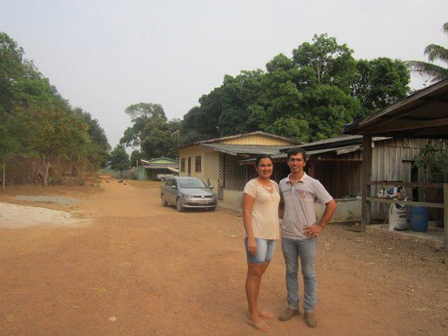 Small Farmers in Brazil's Amazon Region Seek Sustainability