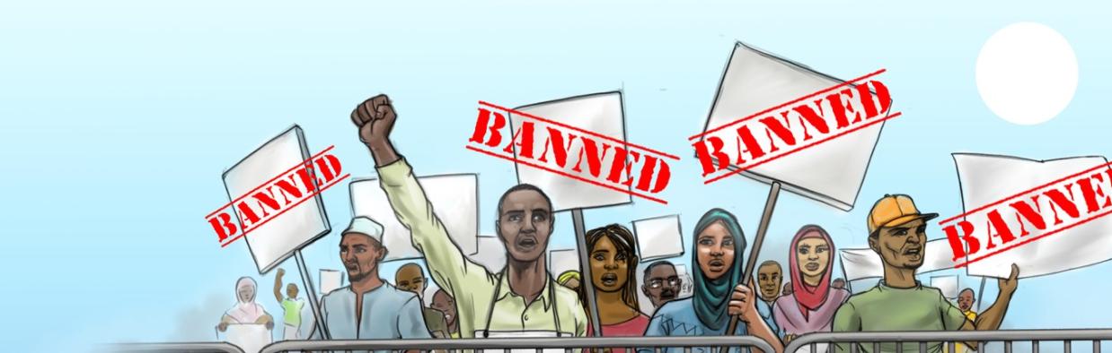 Chad: Aumenta el uso de leyes represivas en medio de una brutal represión de activistas de derechos humanos