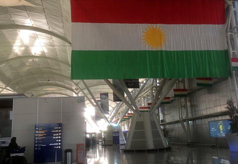Iraqi ban on flights to Kurdish capital Irbil begins Friday