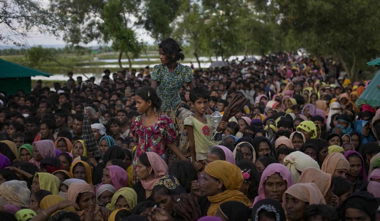 El jefe de la ONU critica la limpieza étnica en Myanmar