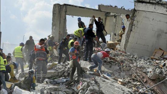 México murió el día en que recordó la muerte