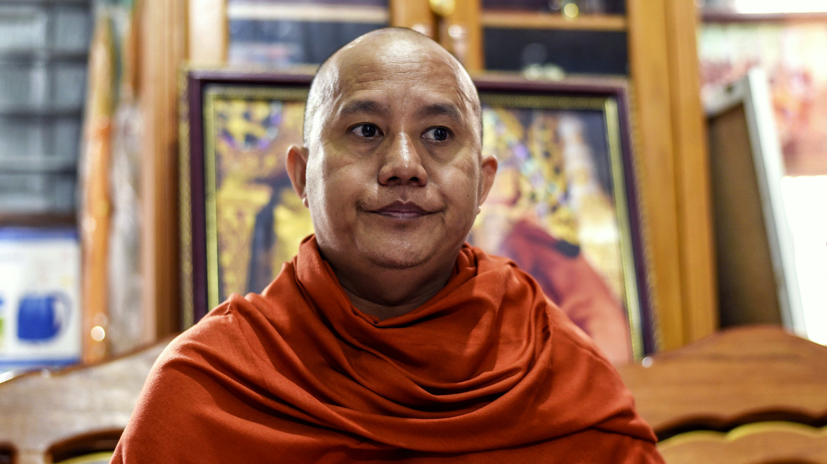 Mad Monks: The Greatest Threat To Myanmar's Fledgling Democracy