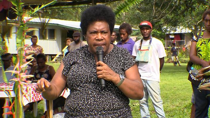 No women MPs to sit in PNG's new parliament