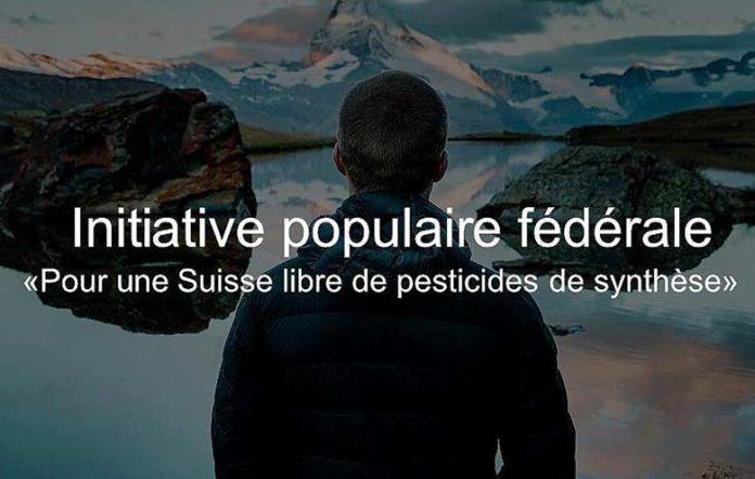 En Suisse, les citoyens s'activent contre les pesticides de synthèse