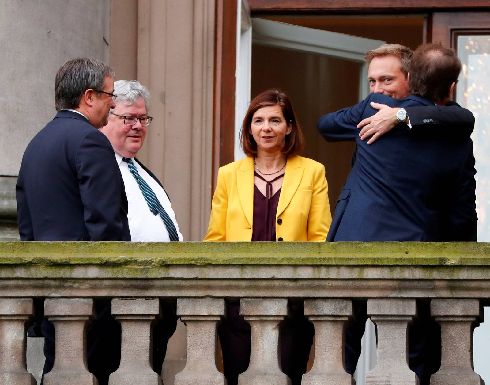 La migración y el clima, primeros choques en las negociaciones de Gobierno en Alemania
