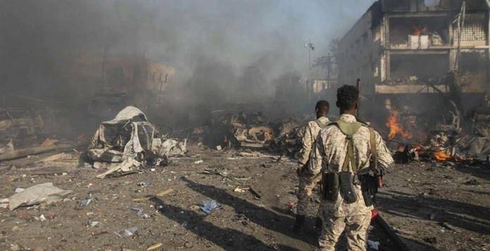 Autobomba a Mogadiscio, i morti sono più di 200