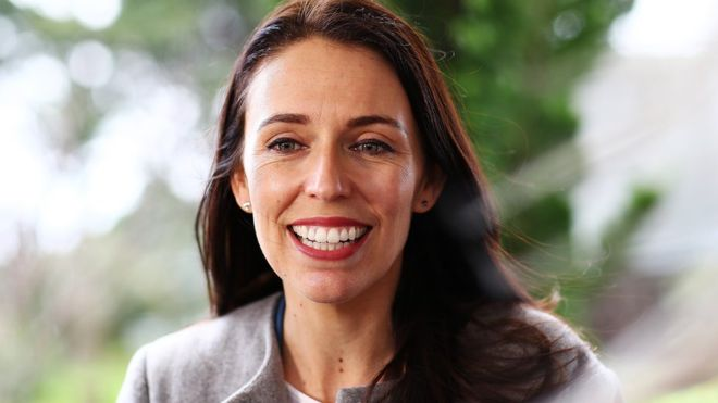 Jacinda Ardern becomes New Zealand's youngest woman leader