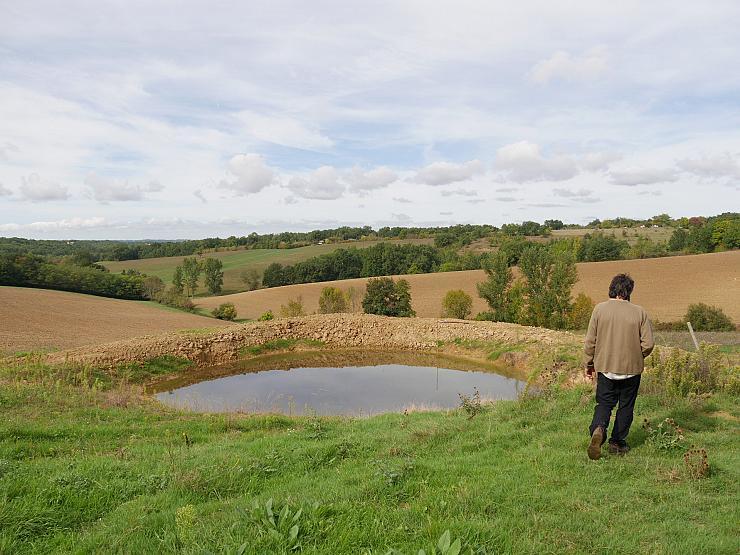 Trois ans après la mort de Rémi Fraisse, l'urgence d'une agriculture qui ne gaspille plus les ressources en eau