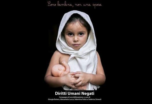 """Spose bambine e mutilazioni  """"Fenomeno in crescita in Italia"""""""