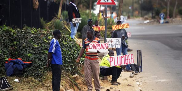 Afrique du Sud : une situation économique catastrophique