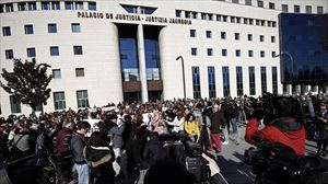 Operación contra la explotación sexual en Bilbao y Barakaldo