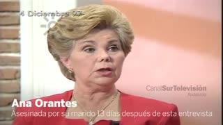 Ana Orantes y 1.000 asesinadas más