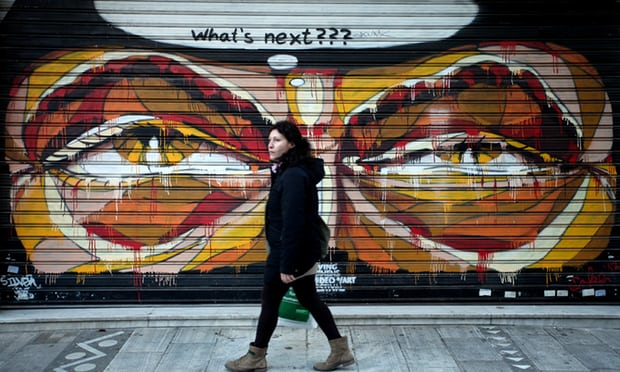 GREECE – PROTRACTED ECONOMIC CRISIS – WOMEN CHALLENGED TO KEEP OPTIMISM
