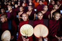 The Civil War inside Buddhism caused Ethnic Cleansing of Muslims