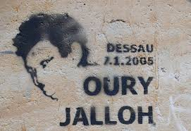"""""""Lügen von Polizei-Beamten"""" Forderung nach neuen Ermittlungen im Fall Oury Jalloh"""
