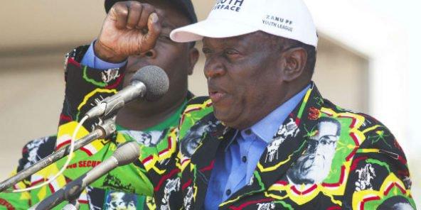 Zimbabwe: le chef de l'armée réclame la fin de «la purge»