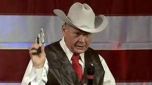 What's the Difference between Roy Moore and a Muslim extreme Fundamentalist? A Cowboy Hat