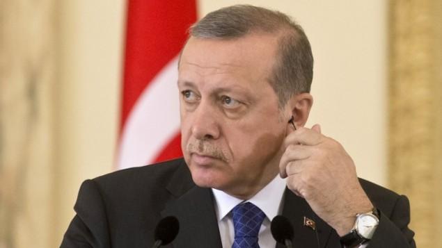 Erdogan : la décision américaine, une « bombe au Proche-Orient »
