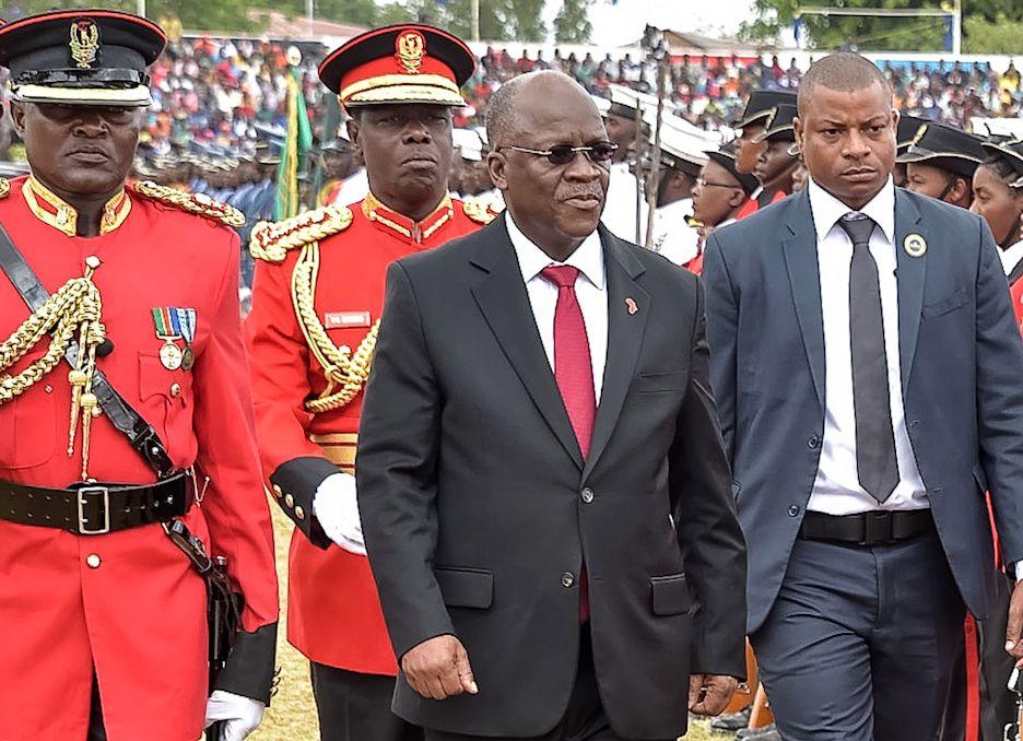 President of Tanzania pardons 2 singers who raped 10 children, targets pregnant schoolgirls for arrest