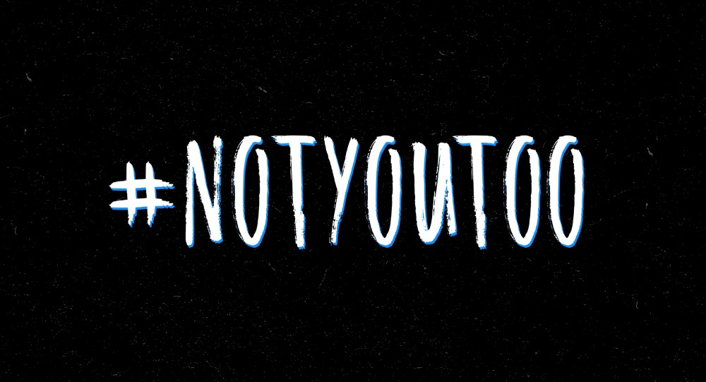 How men can be part of the #NotYouToo movement