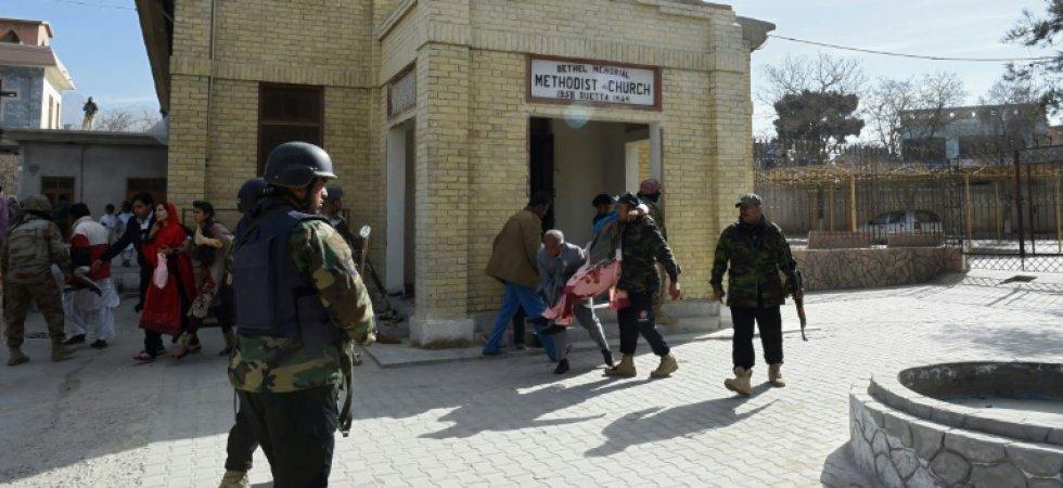 Pakistan: au moins cinq morts dans une attaque suicide contre une église