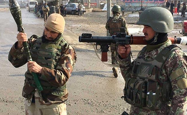 Terrorists Attack Kabul Intelligence Training Campus, Fighting Going On