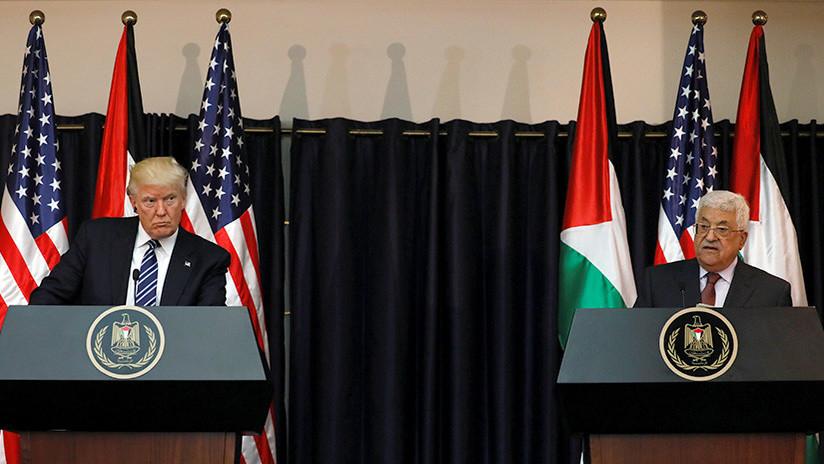 Palestina no negociará con ningún miembro de la Administración Trump tras su anuncio sobre Jerusalén