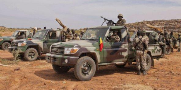 Mali : cinq jihadistes tués par l'armée dans le centre du pays