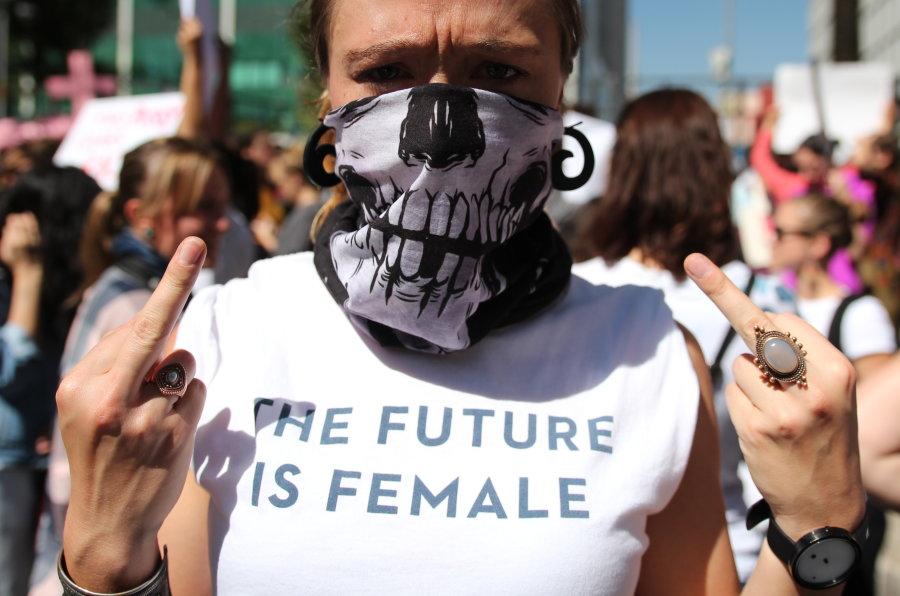 10 momentos feministas que vivimos en México en 2017