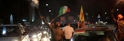 Il silenzio dell'Italia sul Kurdistan iracheno