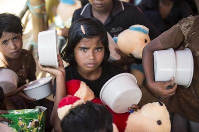 2017 Has Been An 'Unprecedented Period Of Humanitarian Need', Say Aid Agencies