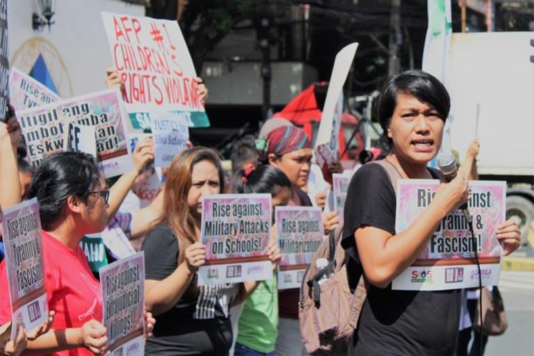 17 women rights defenders killed under Duterte