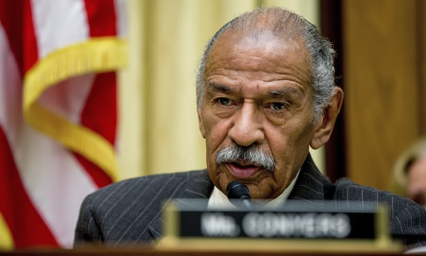 John Conyers resigns from Congress after sexual harassment allegations