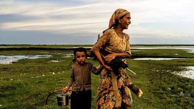 Borrar a los rohingya de la Historia