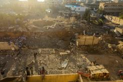 Deux Palestiniens tués dans des raids israéliens, inquiétude de l'ONU