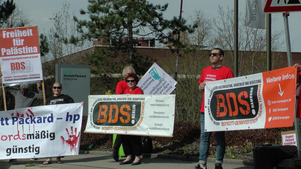BDS Berlin – friedlicher Widerstand gegen den Besatzerstaat Israel
