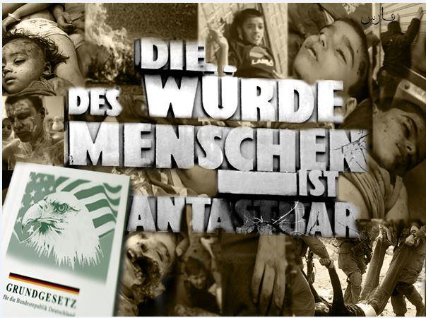Das Grundgesetz der Bundesrepublik Deutschland beginnt mit einer Lüge