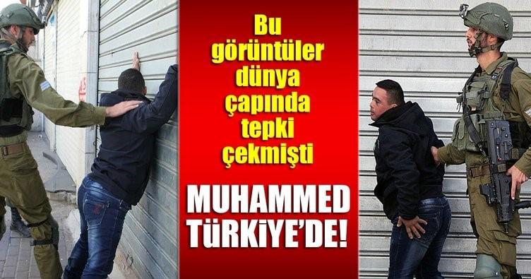 Der palästinensische Mann mit Down-Syndrom Muhammed et Tawil zu Gast in der Türkei