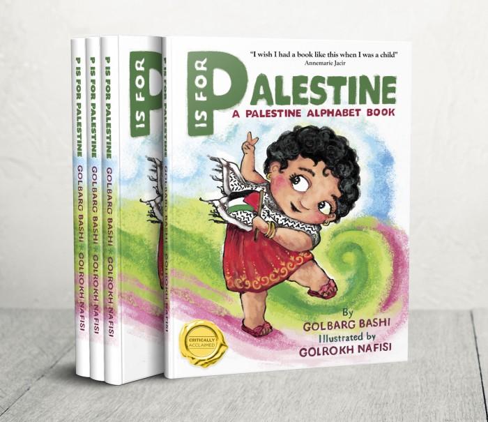 P steht für Palästina: Warum ein Kinderbuch die Zionisten den Kopf verlieren lässt