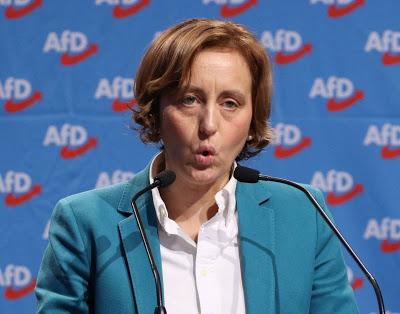 La Policía de Colonia denuncia a la vicepresidenta de AfD por un tuit islamófobo