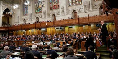 Les députées fédérales n'échappent pas aux inconduites sexuelles