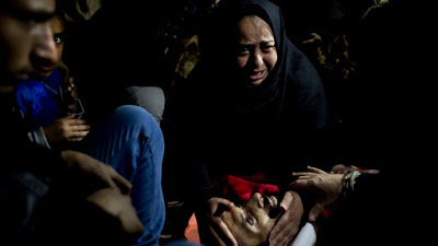 ISIS Militants & Israel Effectively Join Forces In Besieging Gaza