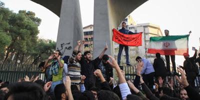 L'Occident le découvre, mais la colère des Iraniens contre les ayatollahs ne date pas d'hier