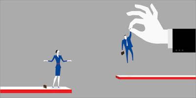 La brecha de género en el mercado laboral se perpetúa