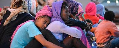 Quando abbiamo cominciato a fare guerra ai migranti